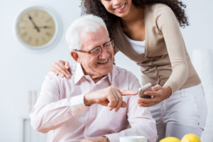 Home Care in Santa Monica- Modern Technology